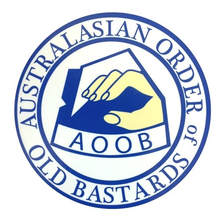 Australasian Order of Old Bastards Donations