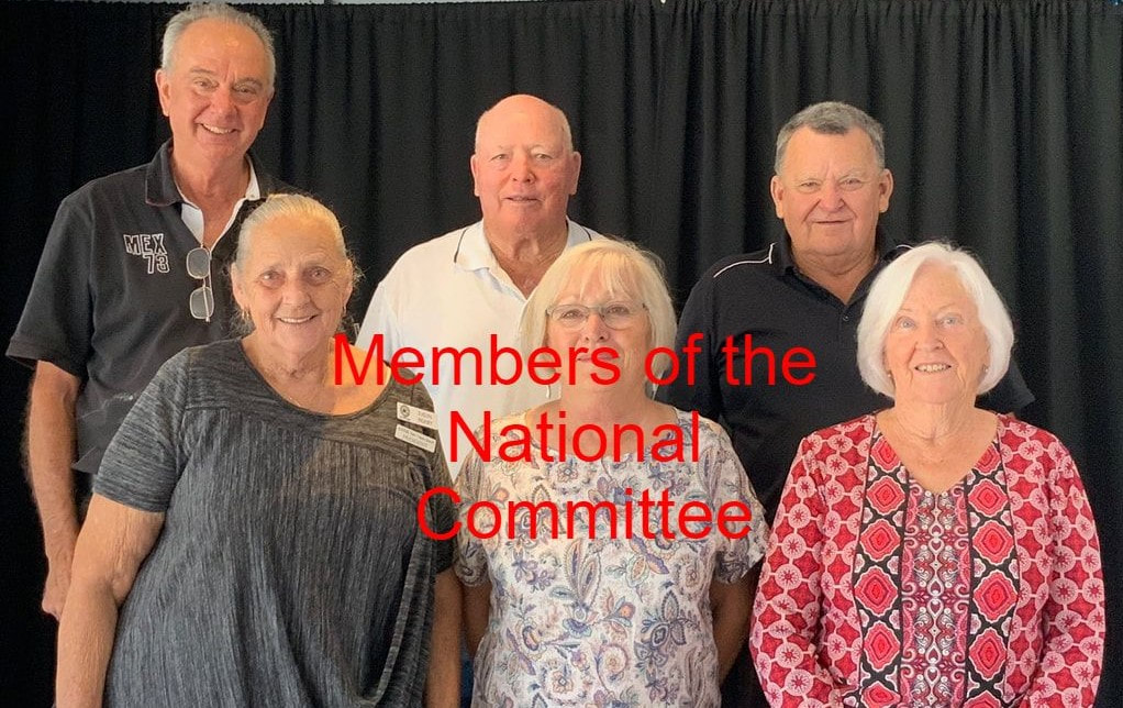 Australasian Order of Old Bastards - Committee